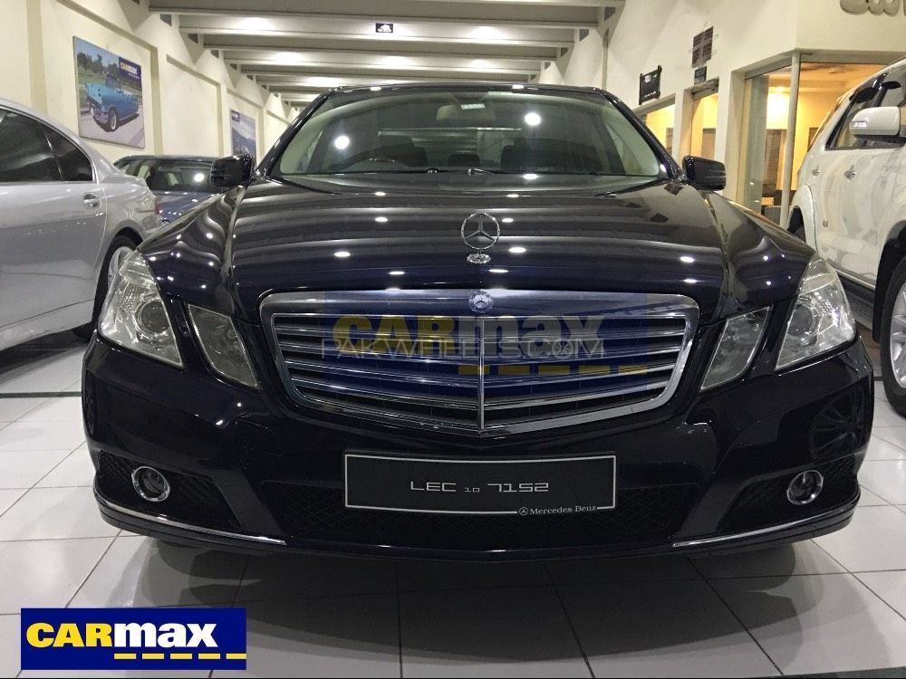 Mercedes Benz E Class E250 2010 For Sale In Lahore Pakwheels