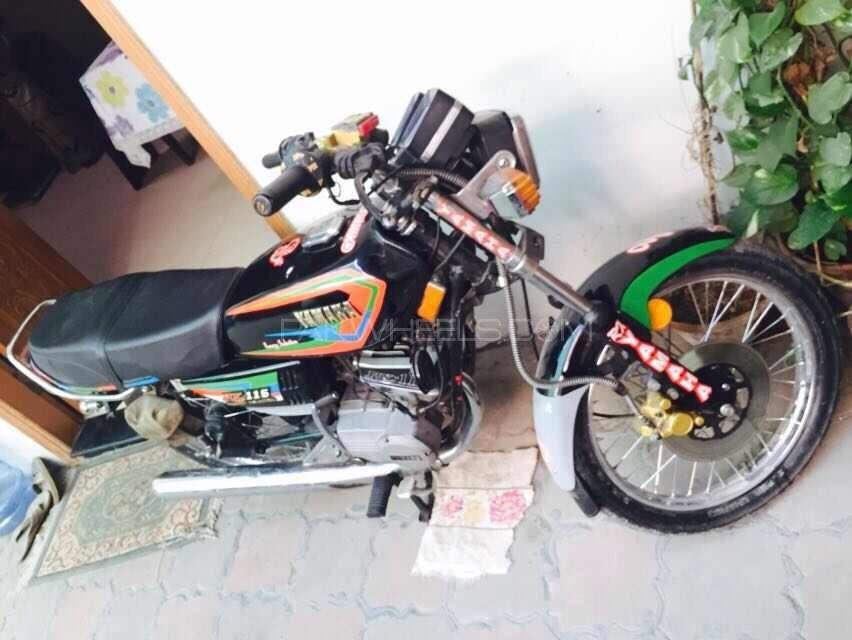 Yamaha RX 115 1983 Image-1