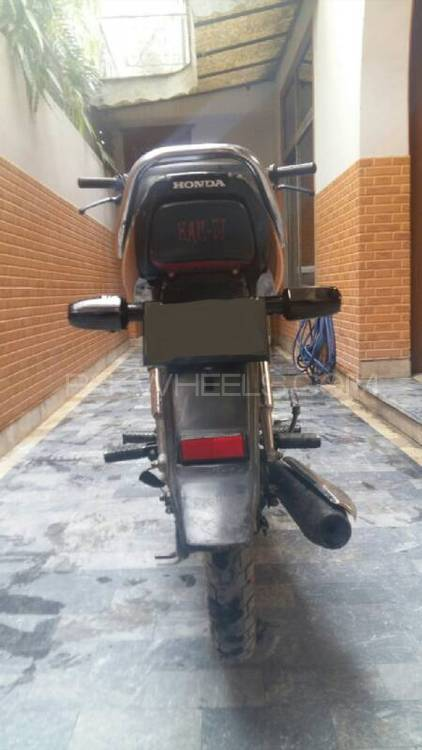 Honda CD 70 Dream 2014 Image-1