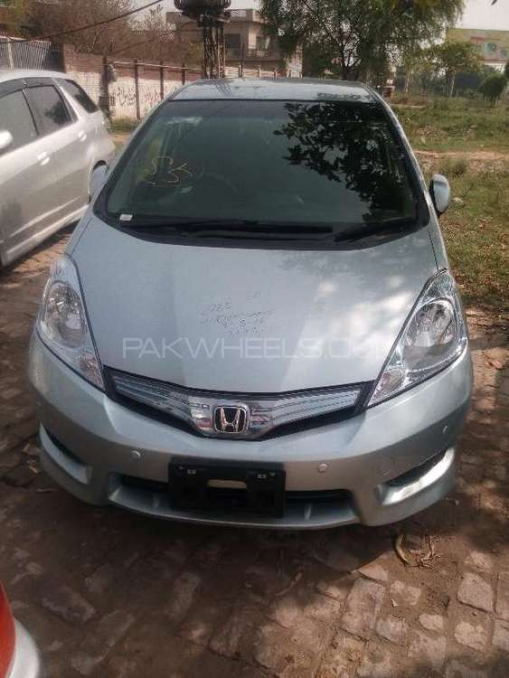 Honda Fit 1.3 Hybrid Navi Premium Selection 2013 Image-1