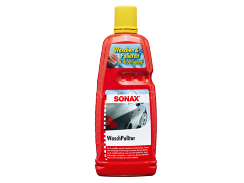 Sonax Wash Polish - 1000ml Image-1