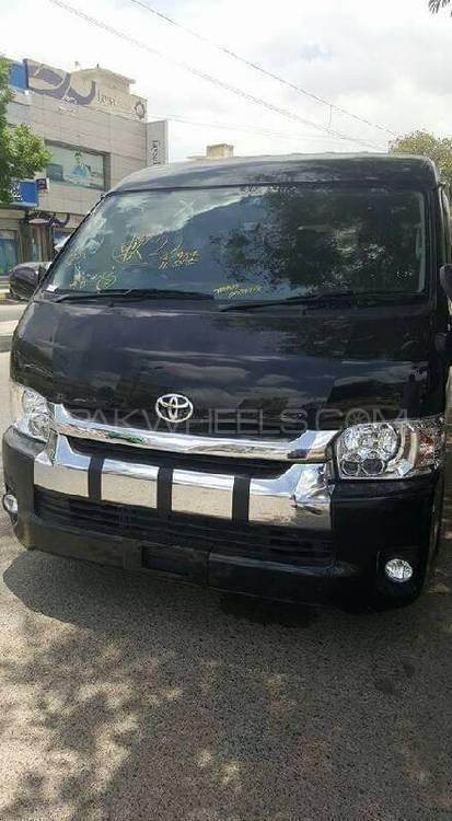 Toyota Hiace GL 2014 Image-1