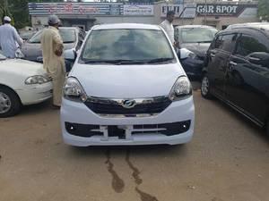 Daihatsu Mira G Smart Drive Package 2013 for Sale in Karachi
