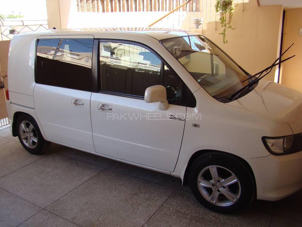 Honda Spike 2007 Image-1