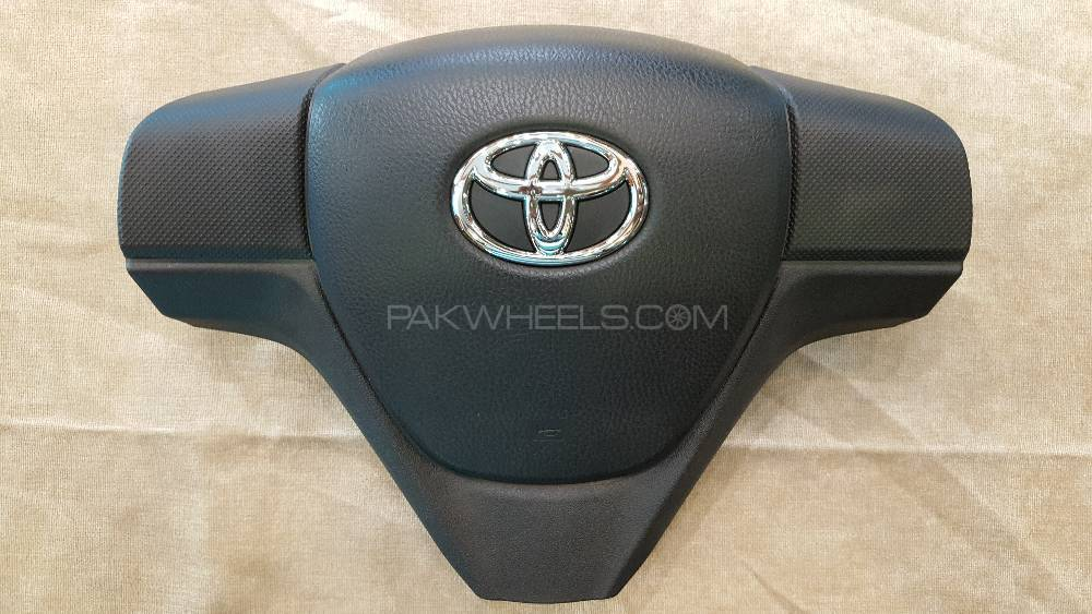 Toyota Corolla 2014-16 Steering Cover Image-1