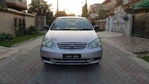 Toyota Corolla GLi 1.3 2004 for Sale in Lahore