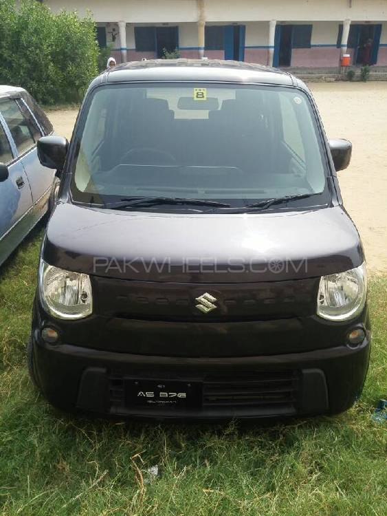 Suzuki MR Wagon X IDLING STOP 2012 Image-1