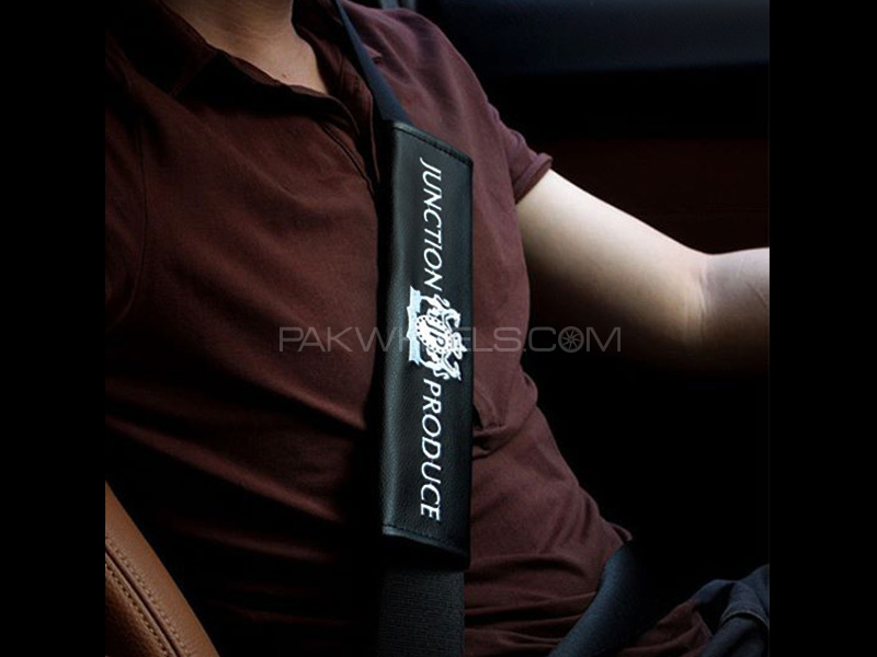 Seat Belt Cover - Junction Produce Image-1