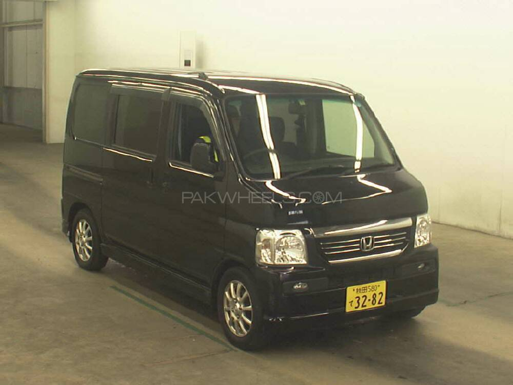 Honda Vamos G 2011 Image-1