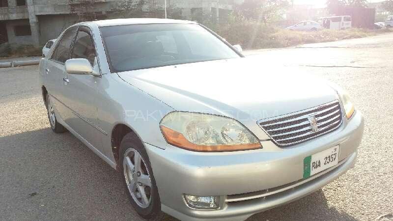 Toyota Mark II Grande 2.0 2004 Image-1