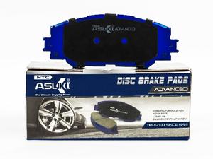 Honda Civic Reborn Asuki Advanced Rear Brake Pad - A-368 CF in Lahore
