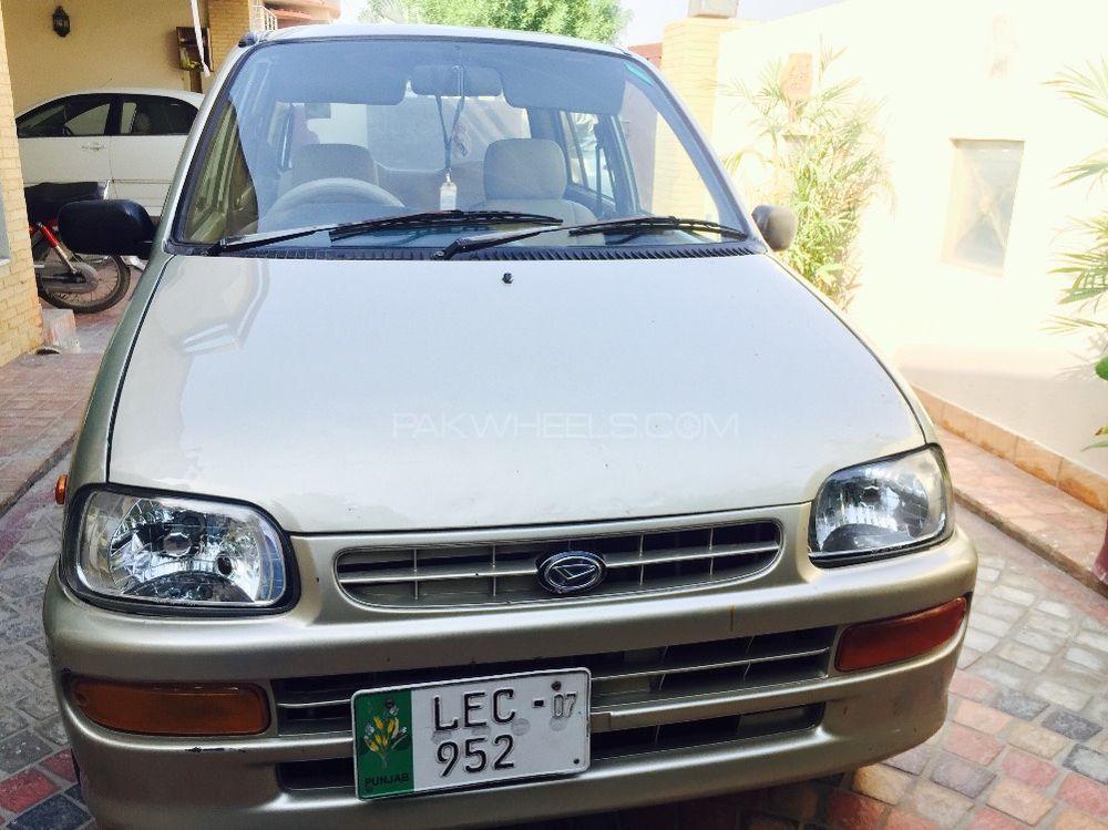 Daihatsu Cuore CX Automatic 2007 Image-1