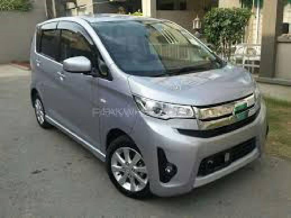 Mitsubishi EK Custom 2013 Image-1