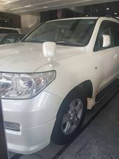 Toyota Land Cruiser AX G Selection 2008 for Sale in Islamabad