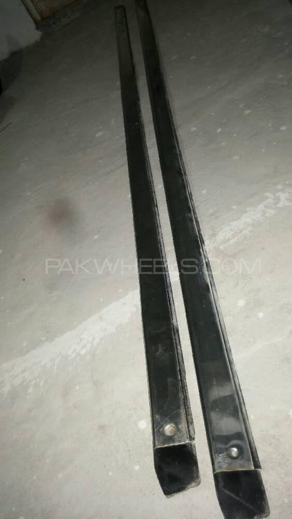 Foot board trim for KE70 Corolla Image-1