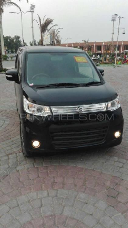 Suzuki Wagon R Stingray T 2013 Image-1