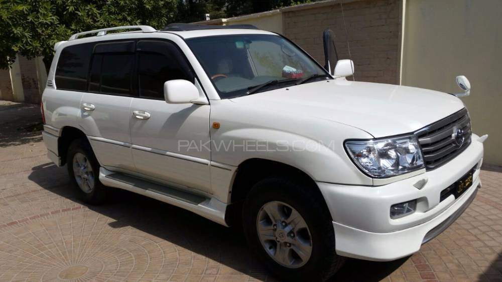 Toyota Land Cruiser 2006 For Sale In Lahore Pakwheels