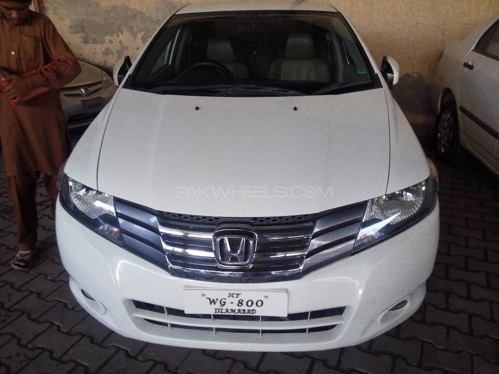Honda City Aspire 1.3 i-VTEC 2012 Image-1