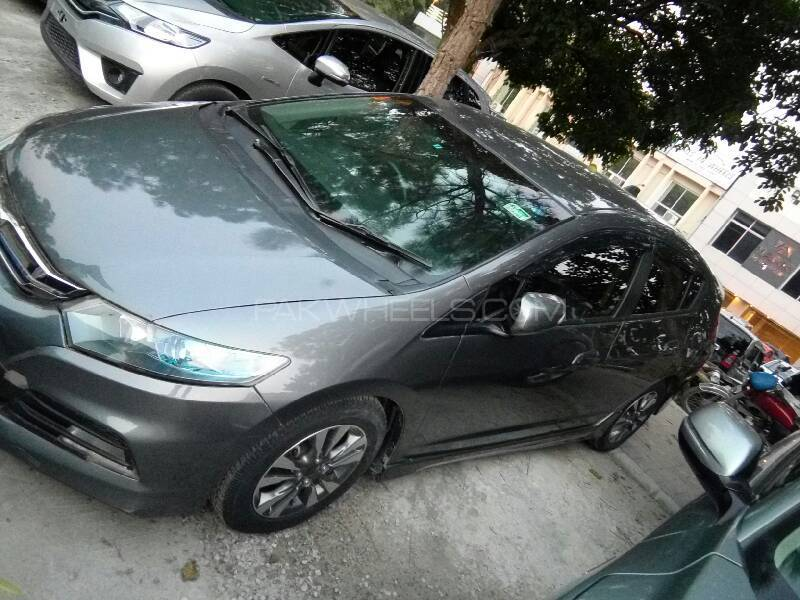Honda Insight Exclusive XG 2013 Image-1