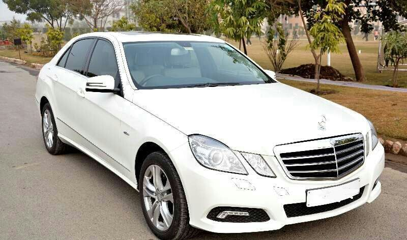 mercedes benz e class 2010 for sale in lahore pakwheels. Black Bedroom Furniture Sets. Home Design Ideas