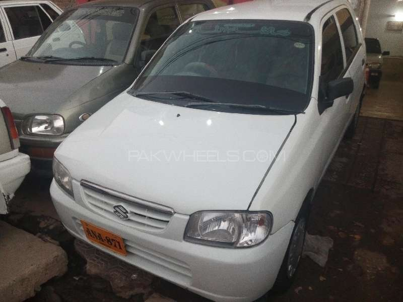 Suzuki Alto VX 2007 Image-1