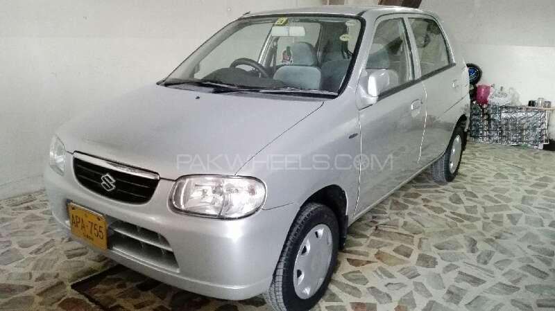 Suzuki Alto 2001 Image-1