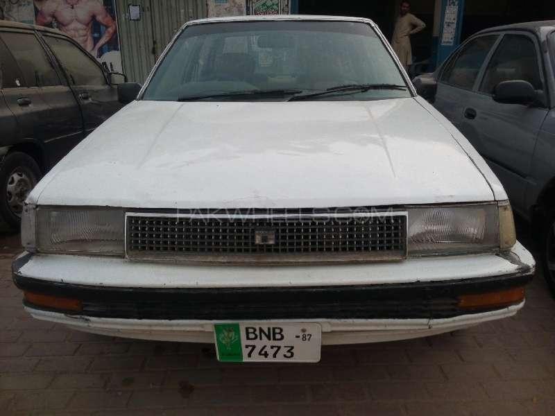 Toyota Corolla 1987 Image-1