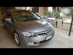 Honda Civic VTi Oriel 1.8 i-VTEC 2007 for Sale in Rawalpindi