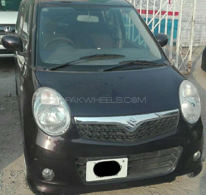 Suzuki MR Wagon X 2009 Image-1
