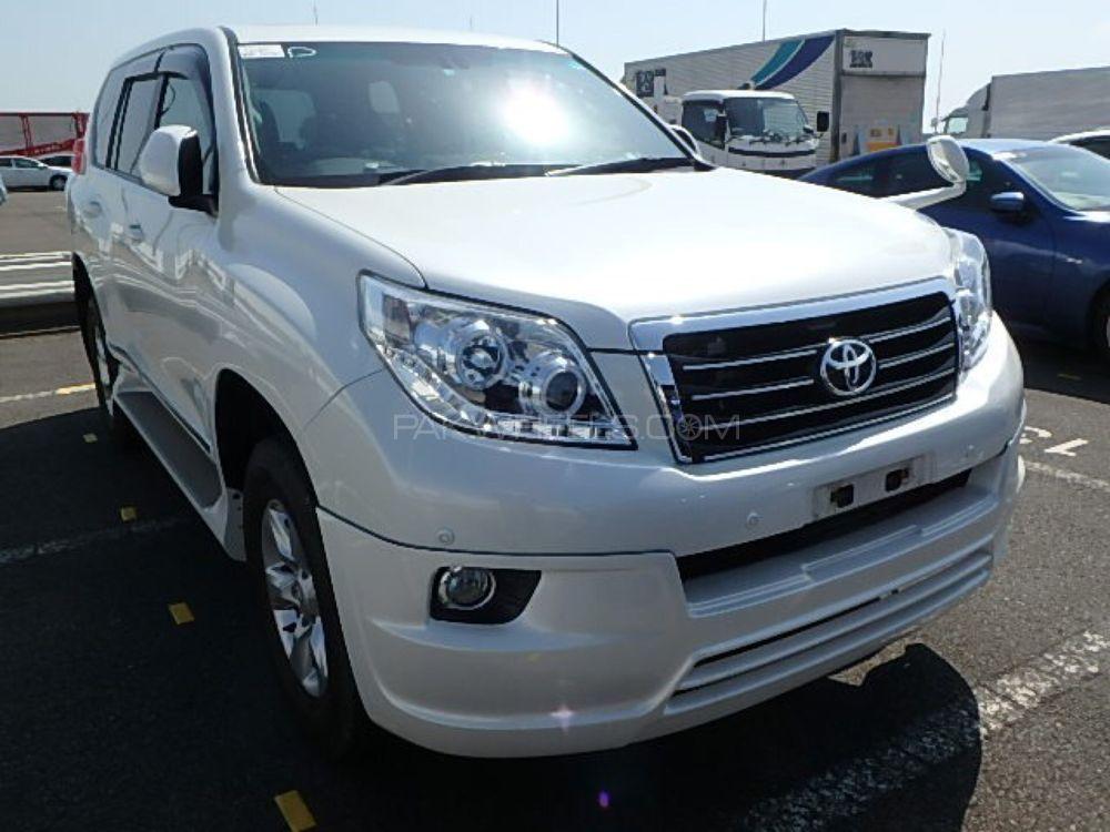 Toyota Prado 2011 Image-1