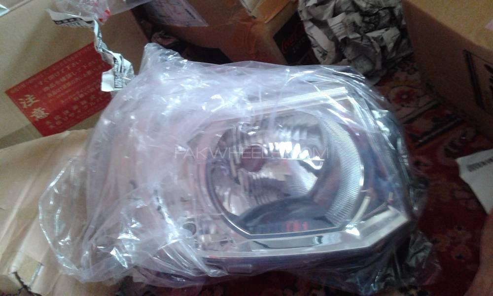 Head Light for Ek Wagon Image-1