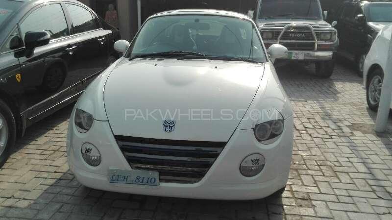 Daihatsu Copen 10th Anniversary Edition 2007 Image-1