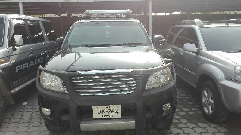 Toyota Hilux Vigo Champ G 2009 Image-1