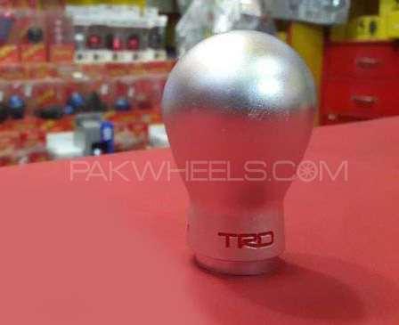 Silver Momo, Trd Gear Knob  Image-1