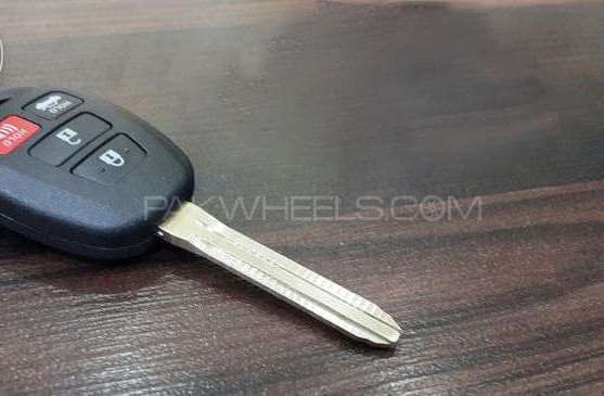 Toyota Corolla 2015 Key Alarm System  Image-1