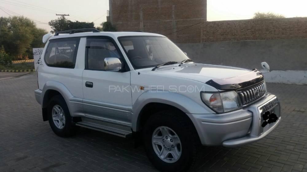 Toyota Most Expensive Car >> 3 Door Prado For Sale In Pakistan | Autos Post