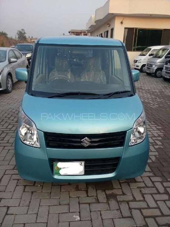 Suzuki Palette G 2012 Image-1