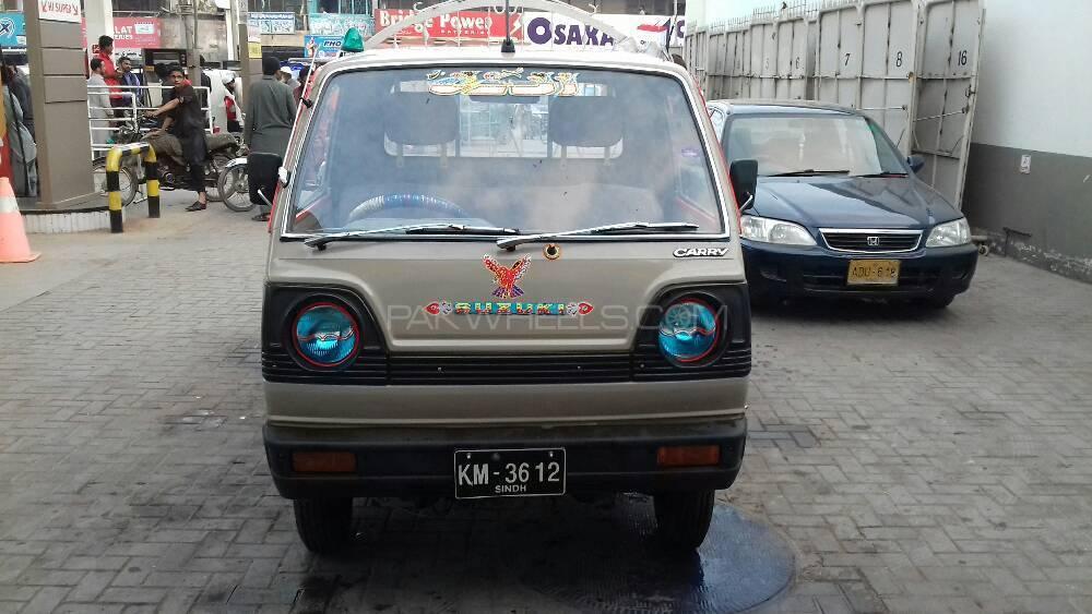 Suzuki Ravi 1995 Image-1