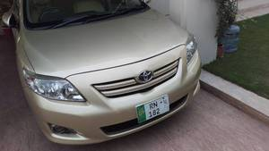 Toyota Corolla Altis Cruisetronic 1.8 2010 for Sale in Islamabad