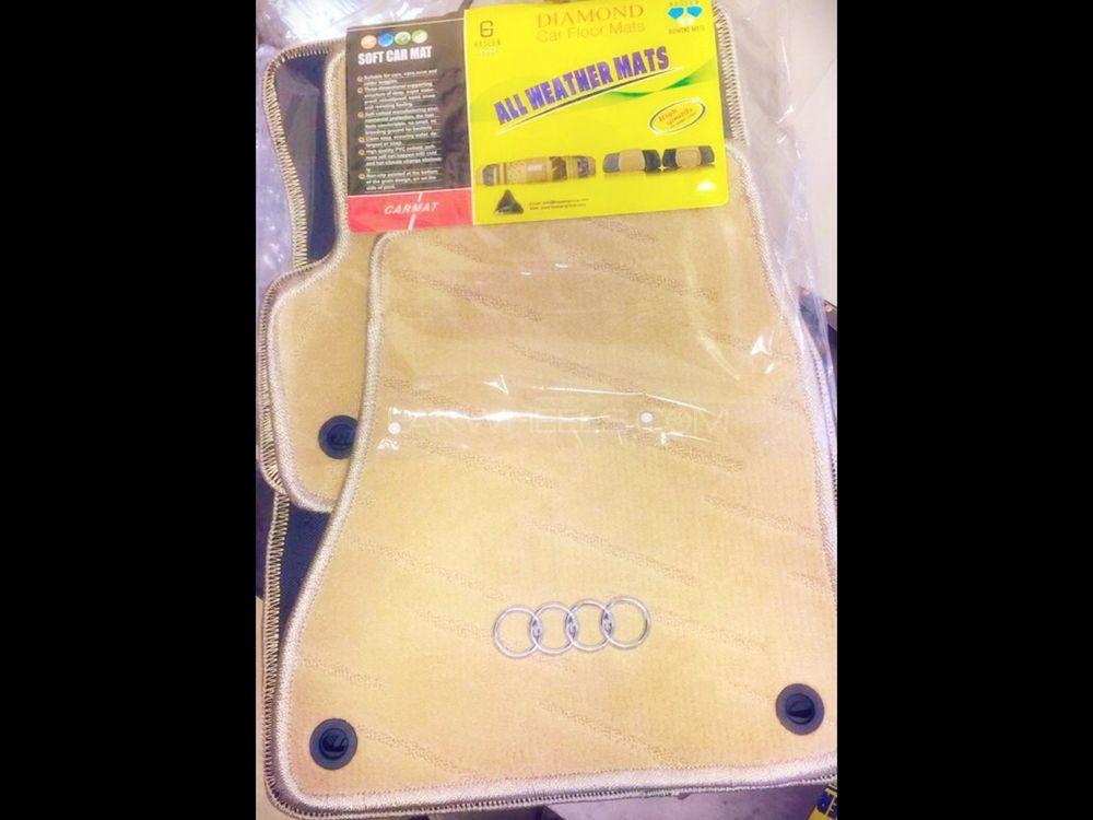Audi Original Fitting Floor Mats Image-1