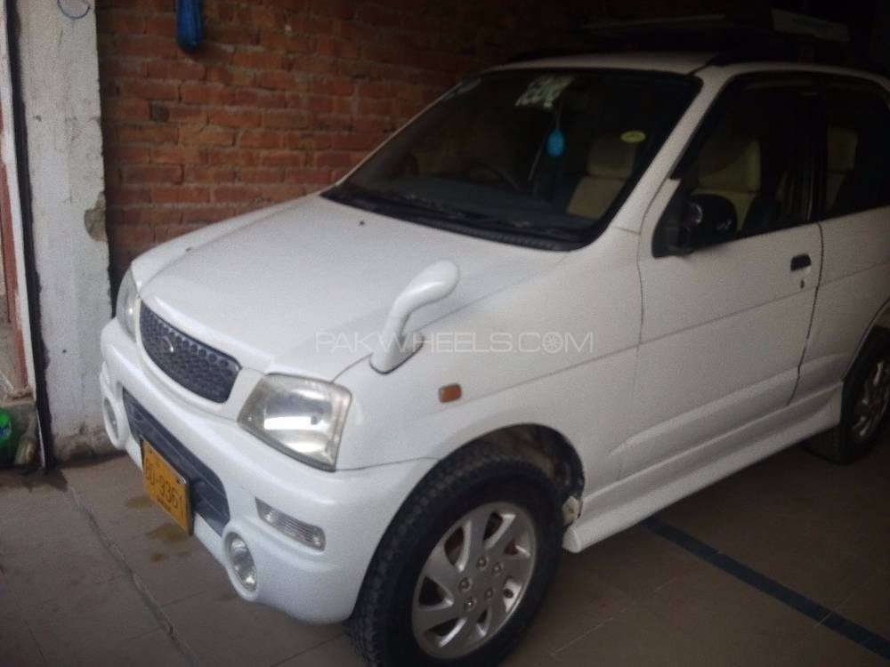 Daihatsu Terios Kid Custom X 1999 Image-1