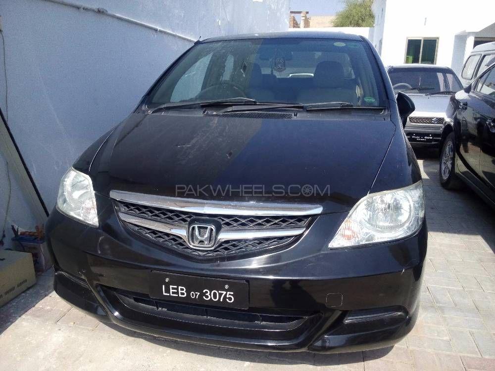Honda City i-DSI 2007 Image-1