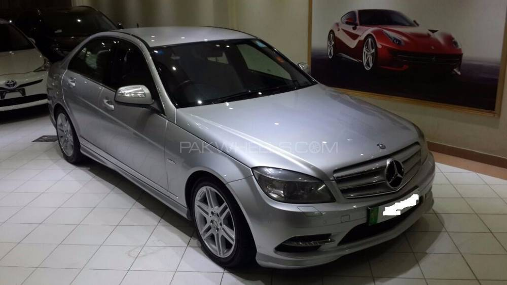 Mercedes Benz C Class C200 2008 For Sale In Lahore Pakwheels