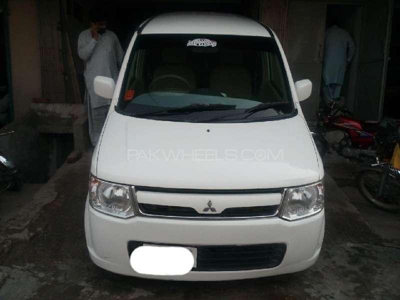 Mitsubishi Ek Wagon G 2007 Image-1