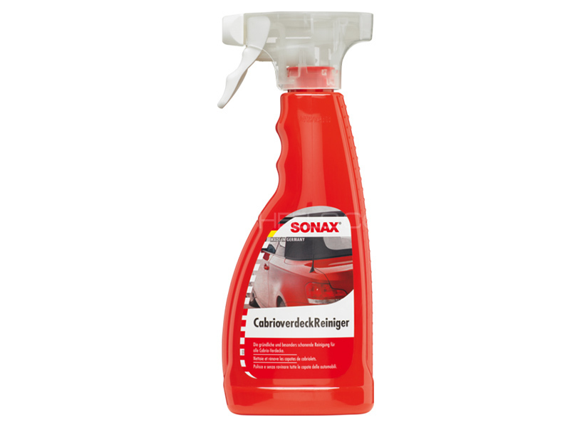 Sonax Soft Top Cleaner Image-1