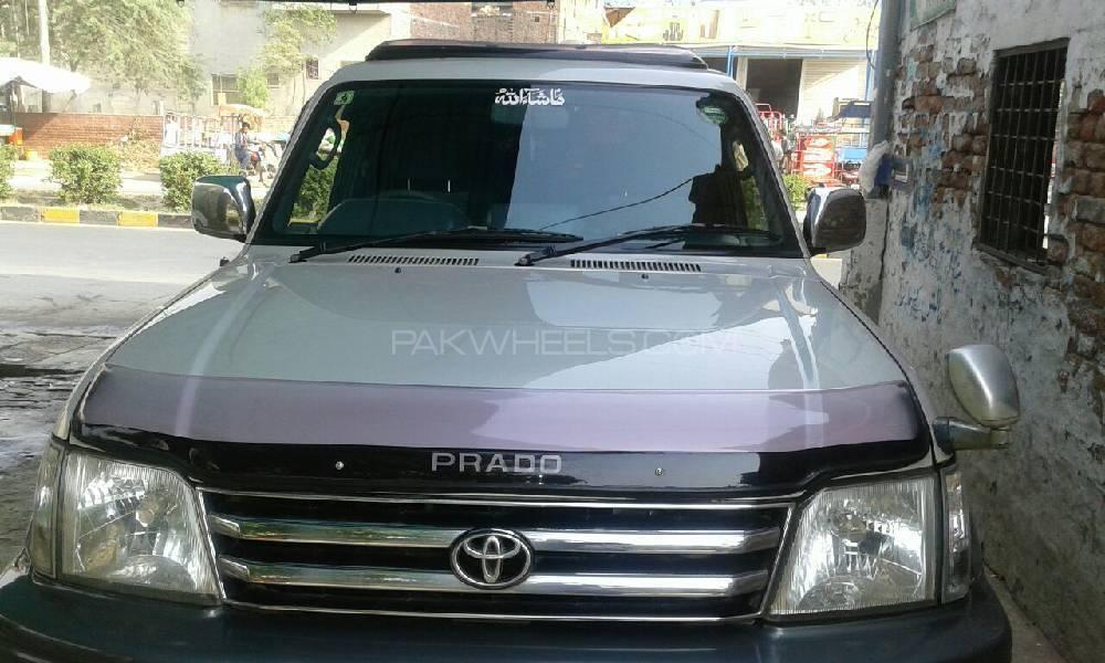 Toyota Prado TZ 3.0D 1998 Image-1