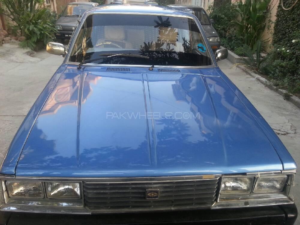 Toyota Corona EX Saloon 1980 Image-1
