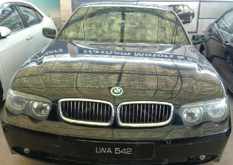 BMW 7 Series 730d 2002 Image-1