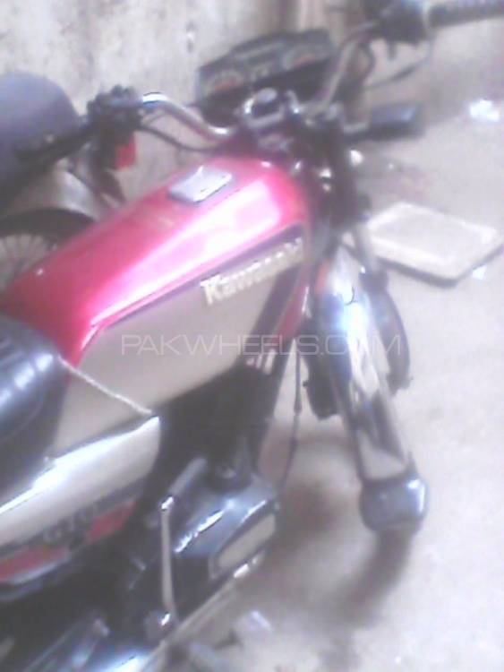 Kawasaki GTO 125 1988 Image-1
