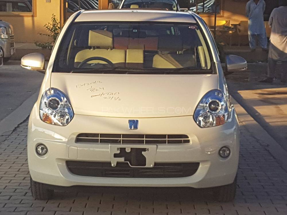 Toyota Passo + Hana Apricot Collection 1.0 2013 Image-1